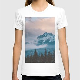 Icefields Parkway, AB T-shirt