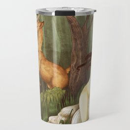 Diana and Actaeon Travel Mug