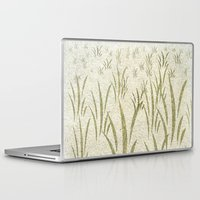 grass Laptop & iPad Skins featuring Grass by Armin