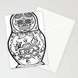 Mexican Matreshka Stationery Cards