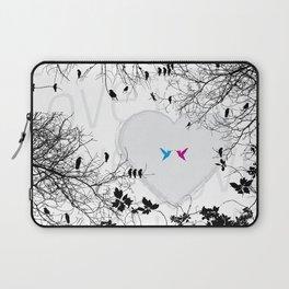 Love in air Laptop Sleeve