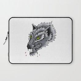 Trad Wolf Laptop Sleeve