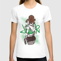sailor jupiter T-shirts featuring Sailor Moon Gang: Jupiter by asieybarbie