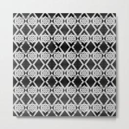Vertigo Pattern Metal Print