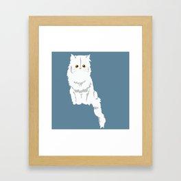 JonnyCat Framed Art Print