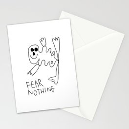 Fear Nothing Stationery Cards