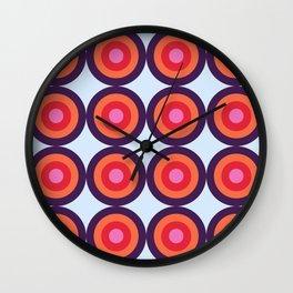 Lehua 16 Wall Clock