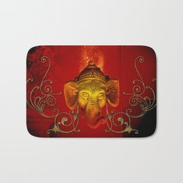 The god Ganesha Bath Mat