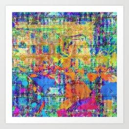 20180304 Art Print