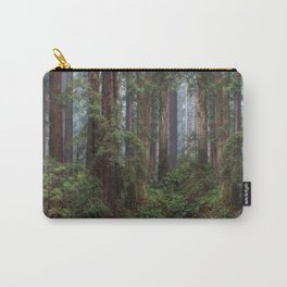 Morning In The Park Carry-All Pouch
