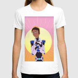 The sun shines on him T-shirt