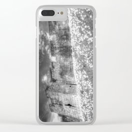 York City Walls Clear iPhone Case
