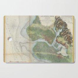 San Antonio 1857 Cutting Board