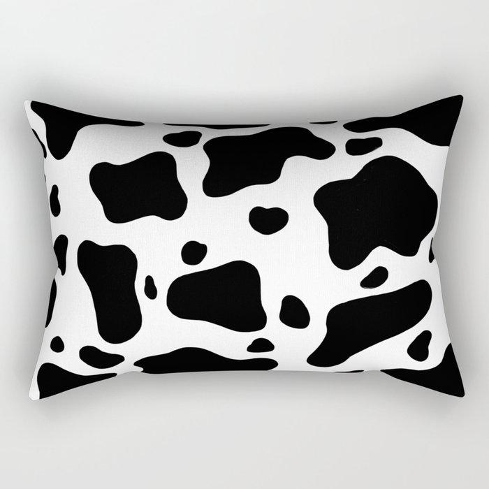 Cow Hide Rectangular Pillow