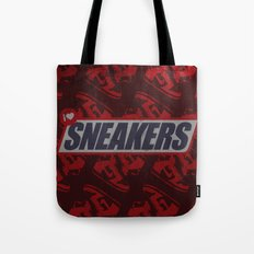 I Heart Sneakers - Dunk Edition Tote Bag