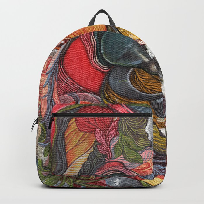 compositions of mind Backpack