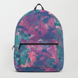 Dinamic Water Colors Backpack