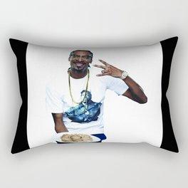Snoop and Cookies Rectangular Pillow