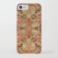 turkey iPhone & iPod Cases featuring Turkey Feathers by Lyle Hatch