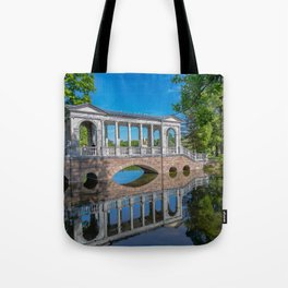 Marble Bridge / Marmor Brücke Tote Bag