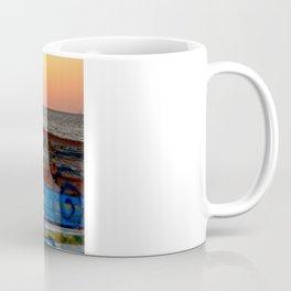 sunset ( Nubia)  Trapani Sicily Coffee Mug