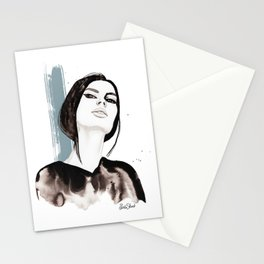 Confident Stationery Cards