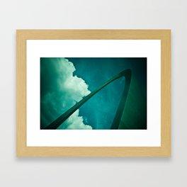Arch #2 Framed Art Print