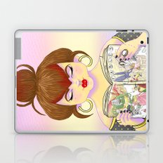 Girls read comics too, Fables Laptop & iPad Skin