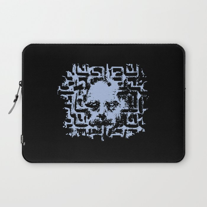 You Have Always Been the Caretaker Here Laptop Sleeve