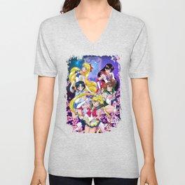Super Inner Senshi Unisex V-Neck