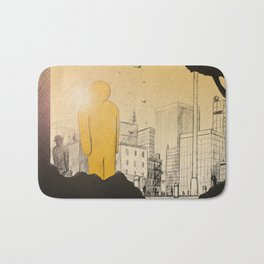 Street View Bath Mat