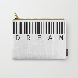 barcode DREAM Carry-All Pouch
