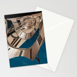 Time Warp 1 Stationery Cards