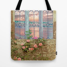 NEW HORIZONS Tote Bag