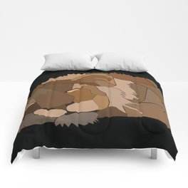 Sleepy Lion Comforters