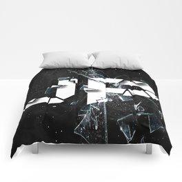 JP Logo Comforters