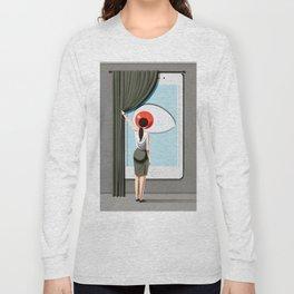 smart home Long Sleeve T-shirt