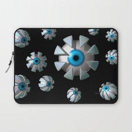 Eyes In Space Laptop Sleeve