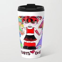 Beat Girlz Metal Travel Mug