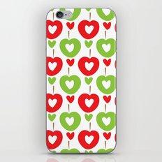 Love Apple Kaur iPhone & iPod Skin