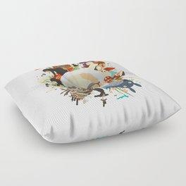 Miyazaki-San Floor Pillow