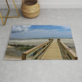 Welcome To The Beach Rug