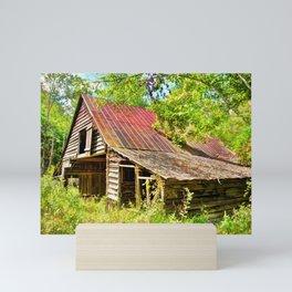 Russell Farmstead Mini Art Print