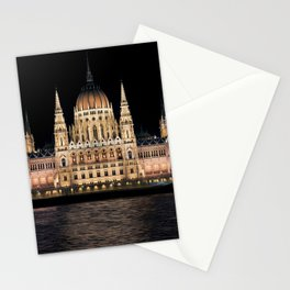 Hungarian Parliament | Architecture Stationery Cards