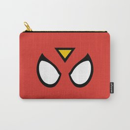 Spider-Woman Mask Carry-All Pouch