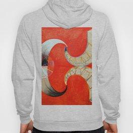 Hilma af Klint Swan IX Hoody