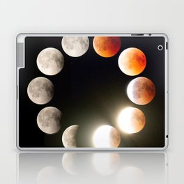 Lunar Eclipse Laptop & iPad Skin