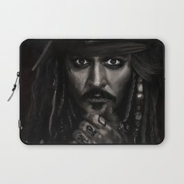 He's a Pirate Laptop Sleeve