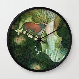 He Is Life Itself Wall Clock