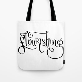 Flourishing Tote Bag